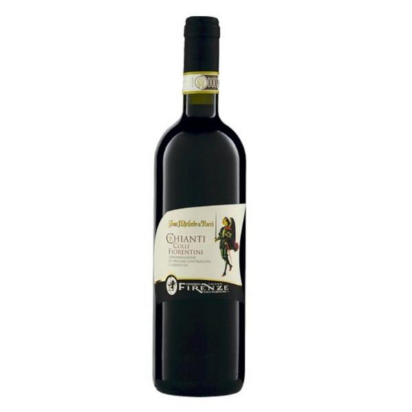 Red Wine Chianti Italy 14% Vegan, ORGANIC