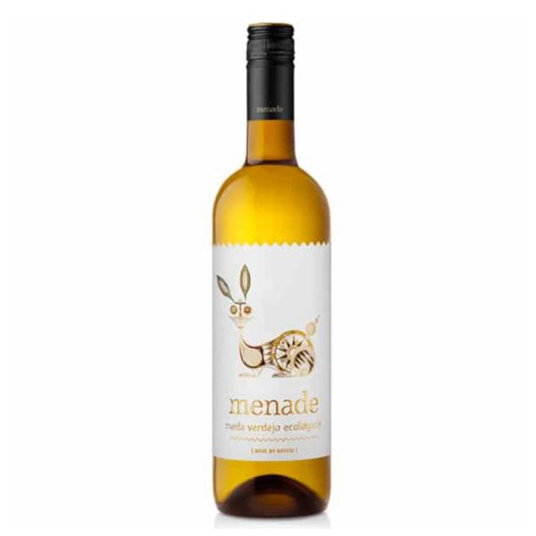 White Wine Spain 12.5% Vegan, ORGANIC