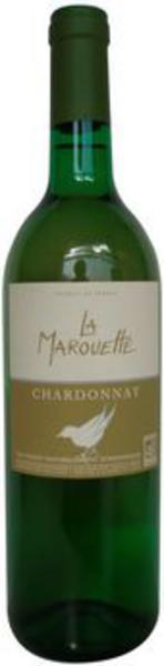 Chardonnay White Wine France 14% Vegan, ORGANIC