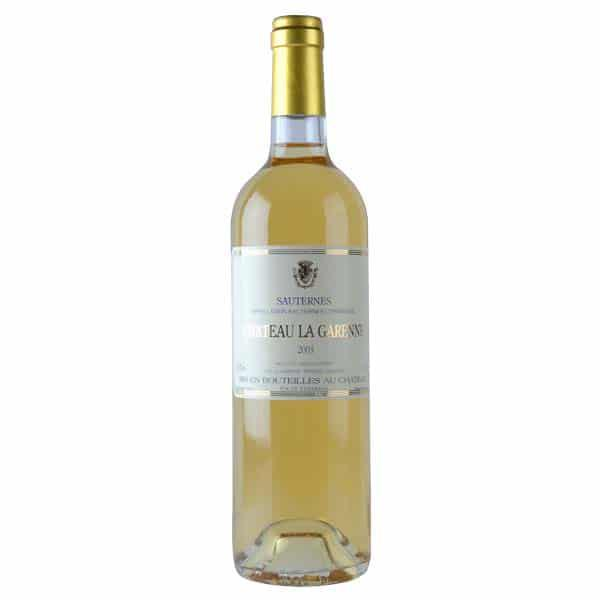 Warm Beige Sauternes Wine 13.5% France Vegan, ORGANIC