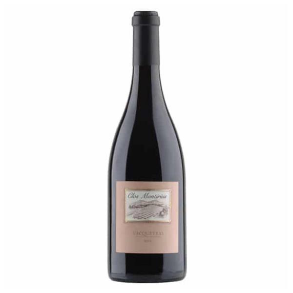 Red Wine Vacqueyras France Le Clos 14% ORGANIC