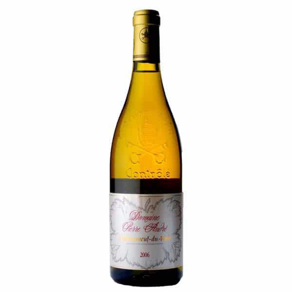 White Wine Chateauneuf du Pape France 14% Vegan, ORGANIC