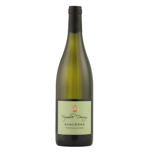 White Wine Sancerre Terres Blanches France 13% Vegan, ORGANIC