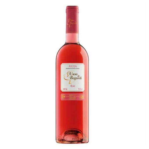 Rose Wine Rioja Spain 13.5% Vegan, ORGANIC