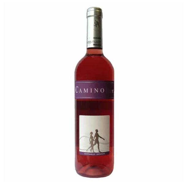 Rose Wine Spain 14.5% Vegan, ORGANIC