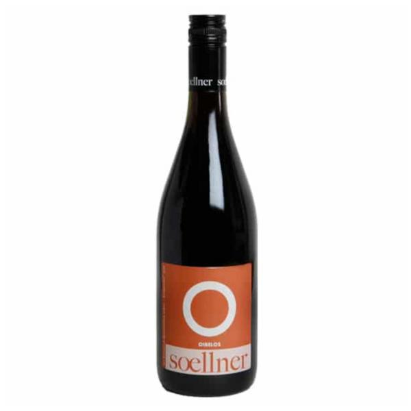 Red Oibelos Wine 13% Austria Vegan, ORGANIC