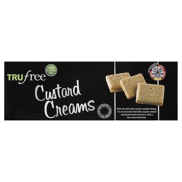 Custard Cream Biscuits Gluten Free