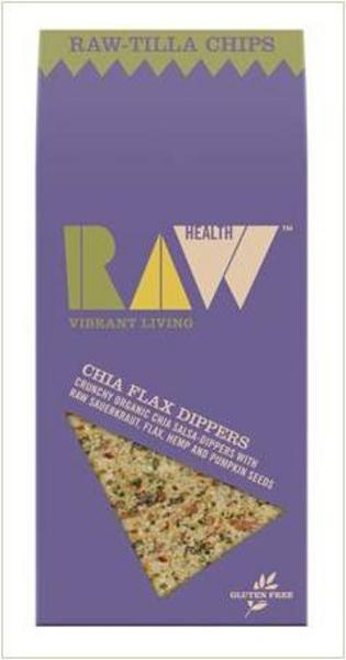 Chia & Flax Dippers Gluten Free, Vegan, ORGANIC