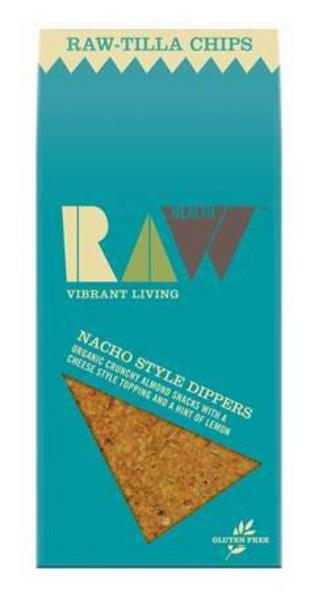 Nacho Style Dippers Gluten Free, ORGANIC