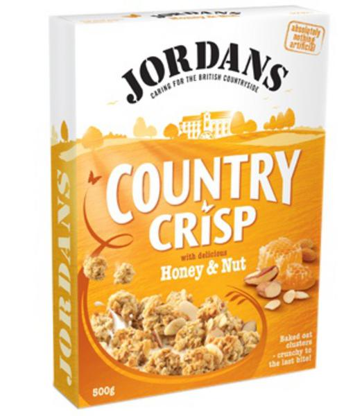 Country Crisp Honey & Nut Cereal