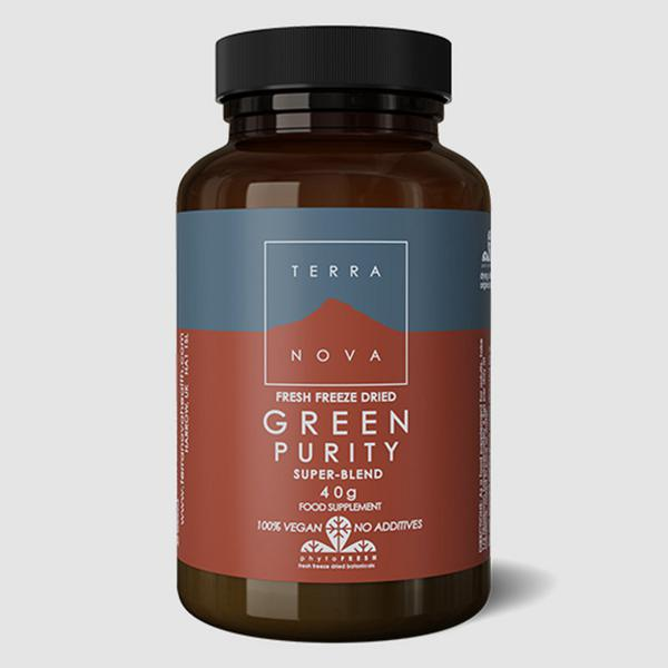 Green Purity Supplement Magnifood