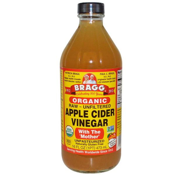 Apple Cider Vinegar Raw ORGANIC