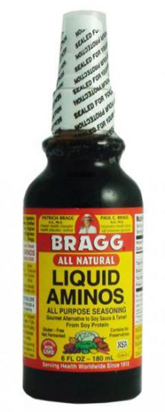 Liquid Aminos Spray Gluten Free, GMO free