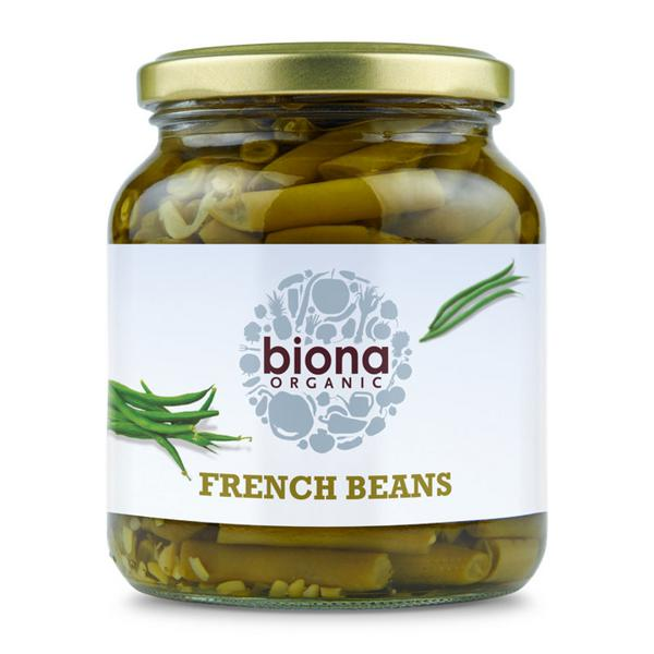 French Beans ORGANIC