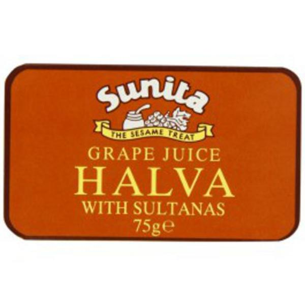 Grape Juice Halva With Sultana  image 2