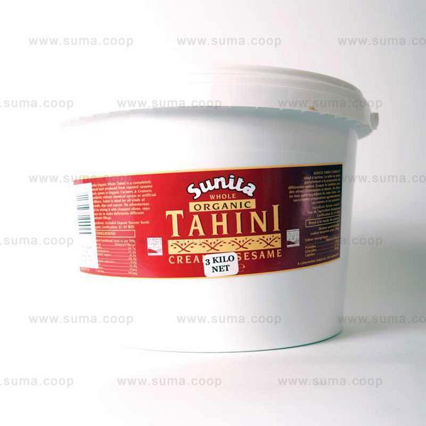 Dark Tahini Gluten Free, Vegan, ORGANIC