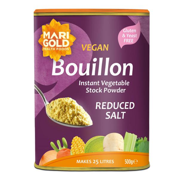 Swiss Vegetable Bouillon Reduced Salt Vegan