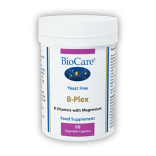 B Plex Supplement Vegan