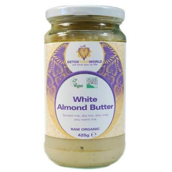 White Almond Nut Butter ORGANIC