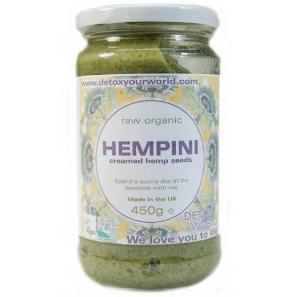 Raw Hemp Seed Spread ORGANIC