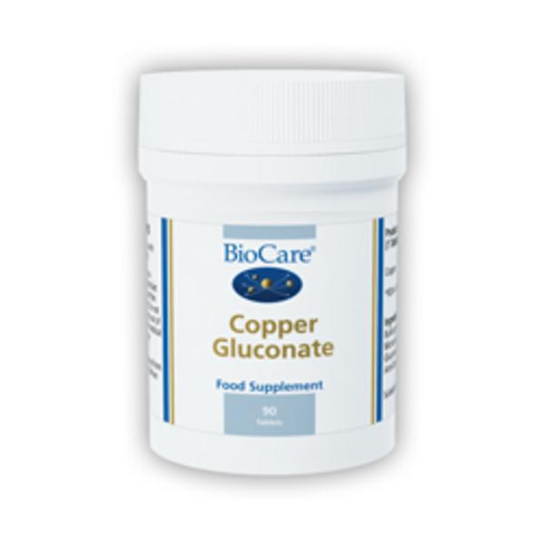 Copper Gluconate Supplement Vegan