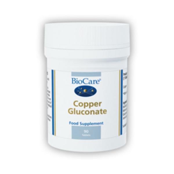 Copper Gluconate Supplement Vegan