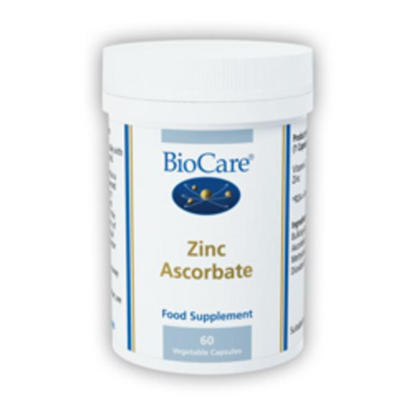 Zinc Ascorbate Supplement Vegan