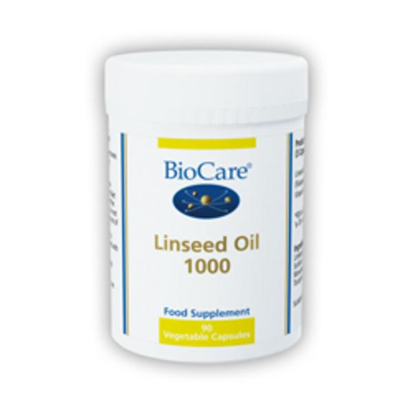 Linseed Oil Supplement 1000