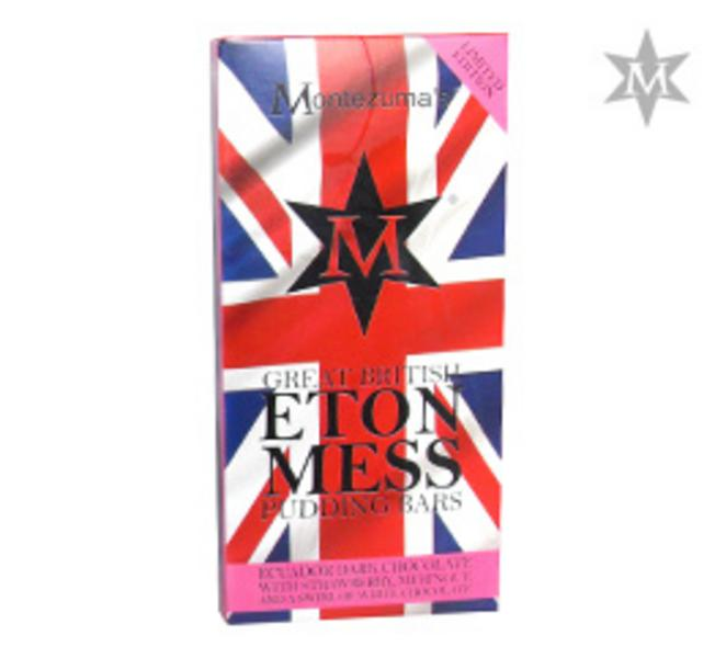 Great British Pudding Eton Mess Chocolate