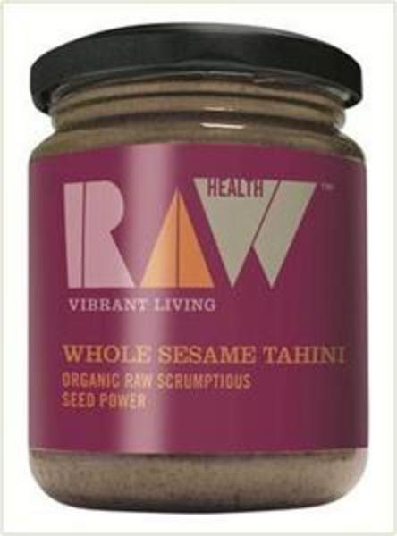 Whole Sesame Tahini Raw ORGANIC