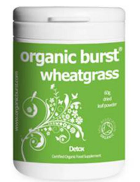 Organic Burst Wheatgrass Powder