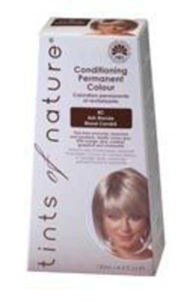 Ash Blonde Hair Dye 8C Vegan