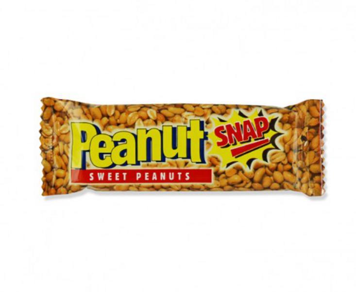 Sweet Peanut Snaps