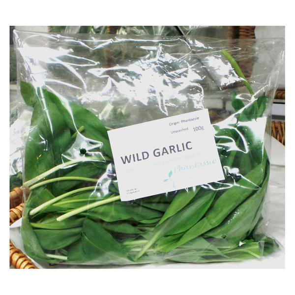 Wild Garlic ORGANIC