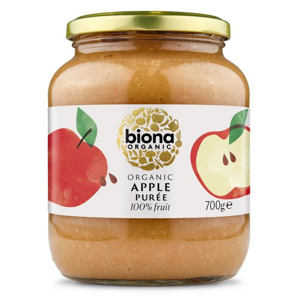 Apple Puree no added sugar, ORGANIC
