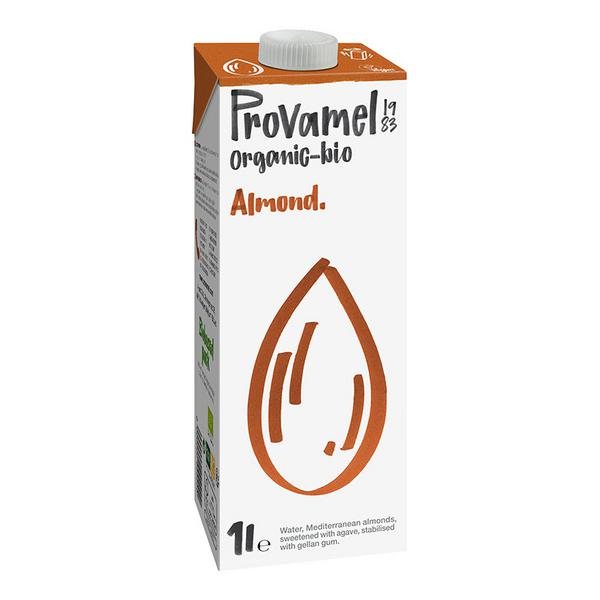 Almond Milk With Agave Vegan, ORGANIC