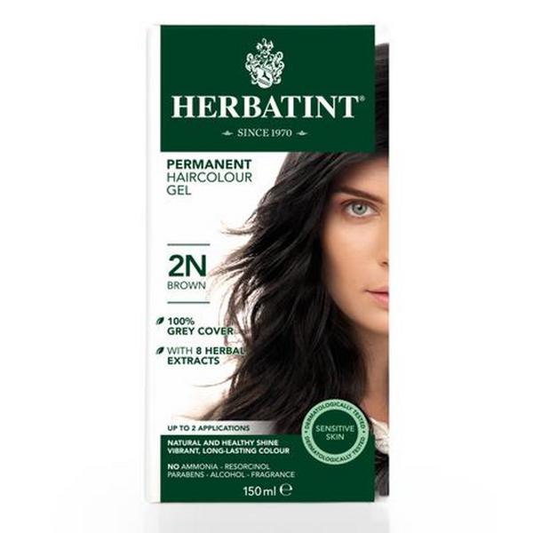 Permanent Hair Colourant Brown 2N