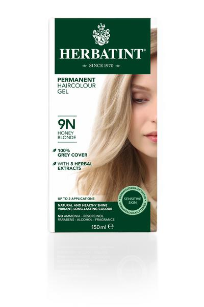 Honey Blonde Hair Dye 9N Vegan
