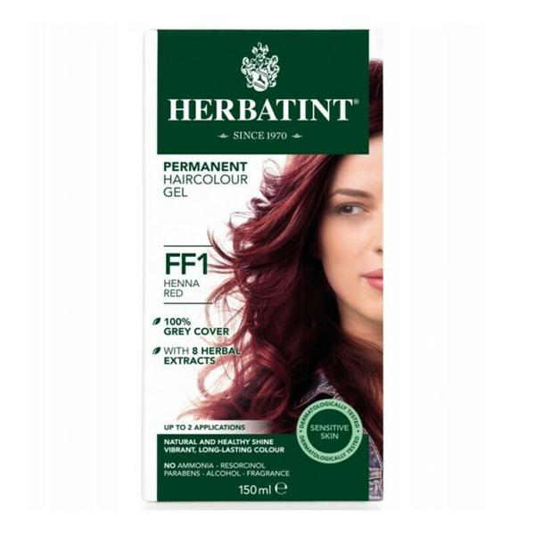 Henna Hair Dye FF1 Red