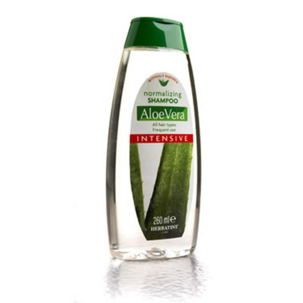 Normalising Shampoo With Aloe Vera Vegan