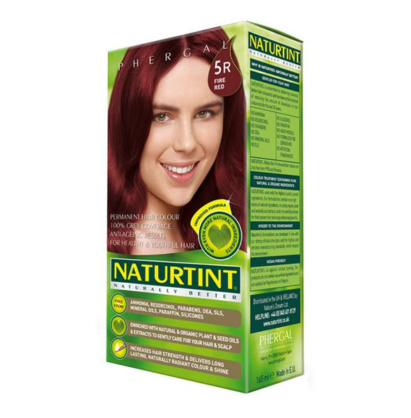 Permanent Hair Colourant Fire Red 9R Vegan