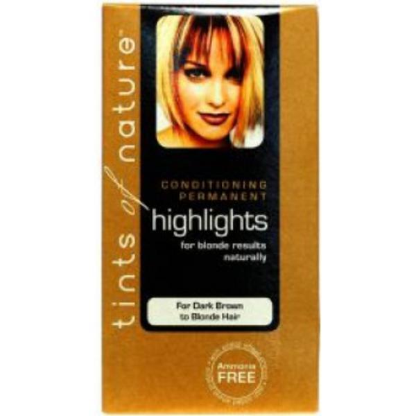 Hair Dye Highlights Kit Vegan