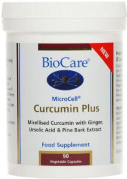 Curcumin Plus MicroCell Supplement Vegan