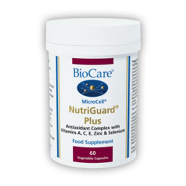 MicroCell NutriGuard Plus Supplement Vegan