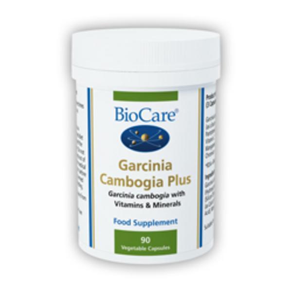 BioCare Garcinia Cambogia Plus Supplement 90vegcaps