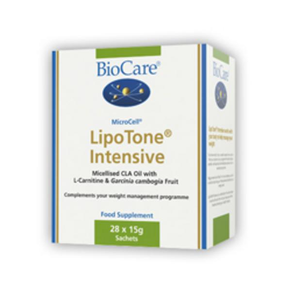 MicroCell Lipotone Intensive Supplement