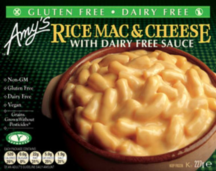 Free From Macaroni & Cheeze Ready Meal dairy free, Gluten Free, Vegan
