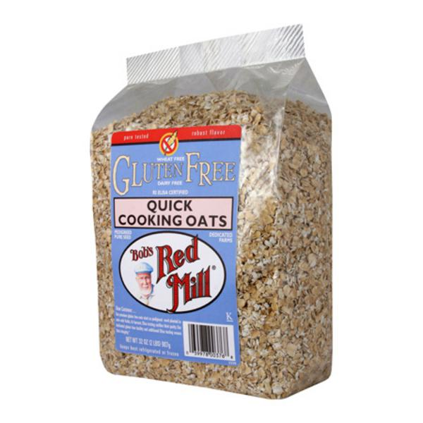 Pure Quick Oatmeal Gluten Free