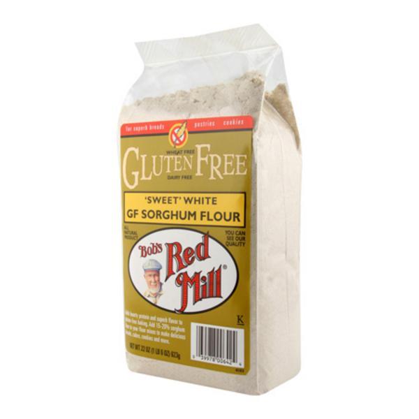 Wholegrain White Sorghum Flour Gluten Free