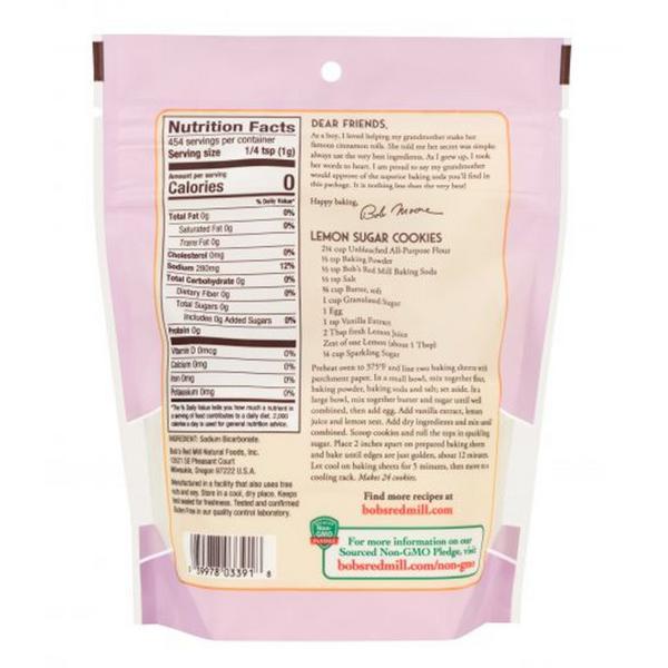 Bicarbonate of Soda Aluminium Free Gluten Free image 2